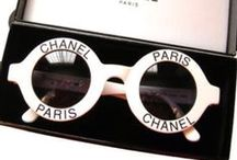 """I Heart Chanel / """"In order to be irreplaceable, one must always be different"""" - Coco Chanel"""
