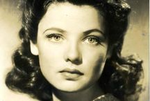 Gene Tierney* Is My Marilyn!