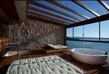 Wnętrza, architektura