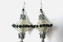 Mes bijoux / Les bijoux que j'ai réalisés en perles ou en pâte polymère