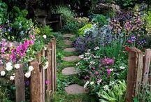 Grünes Paradies / Alles rund um den Garten