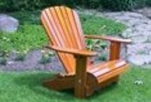 FURNITURE Outdoor / Pictures DIRECTLY LINKED to company websites - Handmade Outdoor Patio and Lawn Furniture