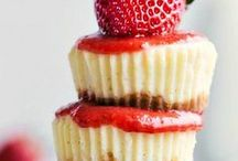 Cheesecakes / A collection of cheesecake recipes.
