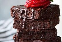 Brownies / A collection of fudgy brownie recipes.