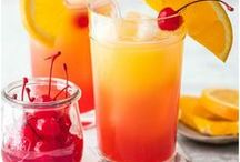 Drinks / A collection of refreshing and delicious drinks.
