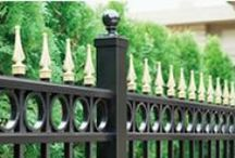 FENCES Gates Railings / Pictures DIRECTLY LINKED to company websites - Fences, Gates and Railings - manufactured, specialty and custom