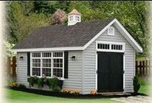 SHEDS Storage Garden Utility / Pictures DIRECTLY LINKED to company websites - Backyard and Garden Storage Sheds