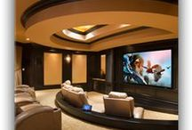HOME THEATER and AUDIO / Pictures DIRECTLY LINKED to company websites - Home Theater and Entertainment.  Home Automation
