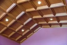 CEILING Finishes and Specialties / DIRECTLY LINKED to company websites - Ceiling Tiles - Specialties - Medallions - Special Framing