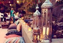 Arabian nights and Ottoman chic