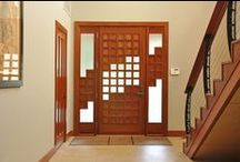 DOOR Manufacturers / Pictures DIRECTLY LINKED to company websites - Entry Doors, Patio Doors Custom Doors, Carved, Stained and Etched Class