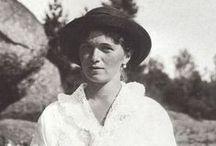 OLGA / Olga Nikolaevna Romanova. First Daughter to the Last Tsar of Russia, Nicholas II.