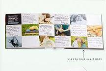 Wedding Guestbooks & Photobooks