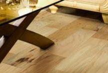 FLOORING - WOOD / Flooring - hardwood - bamboo - cork - reclaimed wood - exotic woods