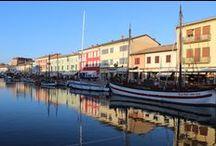 Travel: Emilia-Romagna / Our summer family trip to Emilia-Romagna, Italy, including Bologna, Parma, Cesenatico, Ferrari Museum, parmesan factory Florence and three waterparks.