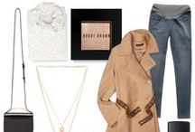 What to Wear: Thanksgiving Maternity Style / Thanksgiving dinner maternity outfit ideas