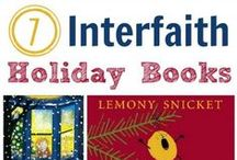 Holidays/Winter at the Library
