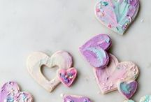 Valentine's Day Recipes / A collection of Valentine's Day recipes.