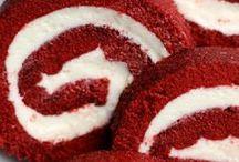 Red Velvet Love / A collection of gorgeous red velvet recipes.