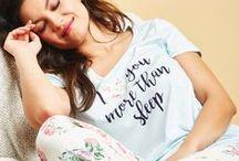 Maternity Sleep Styles