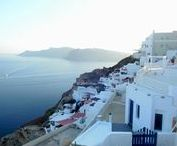 How to visit Santorini in Greece