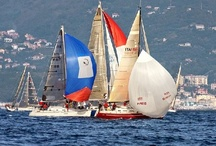 SkipperClub Regattas / You can join Skipperclub Sailing Team to attend the outstanding regattas for the season. The routes are regatta courses unwinding between East and West Liguria during weekends. You don't need a lot of experience, the difficulties are increasing time to time allowing you to learn the necessary know-how  to tackle the next regatta. The programme of the regattas on our sailing boats foresees the participation of different types of regatta.