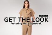 Get the Look! / Get the Look by Mary Sinatsaki and be fabulous!