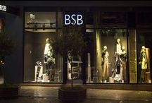BSB stores / Wanna feel like you have sneaked into our stores? This is the place!  / by BSB Fashion