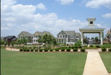 Verdmont Community / Verdmont is a TRG community with amenities for the whole family, including a central park, formal gardens, resort-style pool, children play areas, and farmer's market pavilion. Located is in growing Simpsonville, South Carolina with close proximity to I-385. Verdmont offers single family homes priced from the Mid-$200s