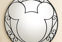 Disney for the home / I wish that, I have some of the Disney decor.  / by Stephanie Perry