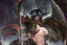 Succubus & Demon girls