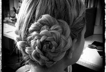 Hairstyles by me / Hier ein paar Einblicke in meine Werke :)