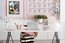HOME: CRAFT ROOM & OFFICE