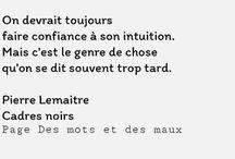 ÉCRITS - Coup de Coeur