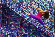 { Yoga and Pilates }