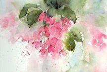 Watercolor Magic / Watercolor paintings