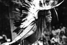 The people - Native Americans born aka Indians / I know there are many cultures and traditions under single - superficial - definition. I profoundly respect them all, and wish to express here how it affects me