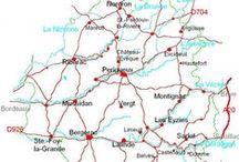 Dordogne / campings