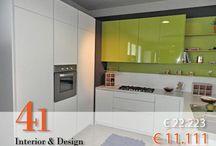 La cucina perfetta / Scopri la promozione di 41Interior&design per la tua cucina!