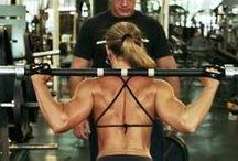 { Weight Training }