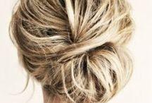 shoulder-length hairstyles / shoulder-length hair ideas