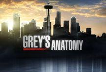 Grey's Anatomy / It's a beautiful day to save lives  / by Katy Smith