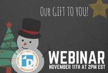 Tips for Holiday Success / The holidays are approaching faster than you can imagine, so it's time to prepare now. Need help preparing?  REGISTER for our webinar, 8 Simple Tips to Holiday Success!  http://goo.gl/LLnmu8