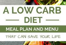 Low Carb Diets / Follow this board for evidence-based articles on the low-carb diet and how it can promote weight loss and metabolic health.