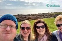 #selfiebench / Porthcawl has its own selfie bench so you can share the fantastic view with your friends