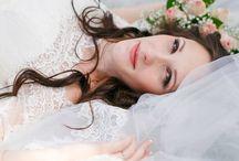 Свадебный образ / Свадебный стилист свадебный макияж свадебная прическа свадебное платье