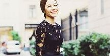 Ulyana Sergeenko / Ulyana's incredibly style <3