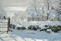 peintre Claude Monet