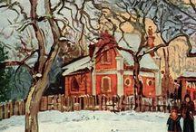 Peintre Camille Pissaro