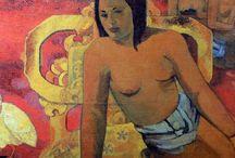 Peintre Paul Gauguin